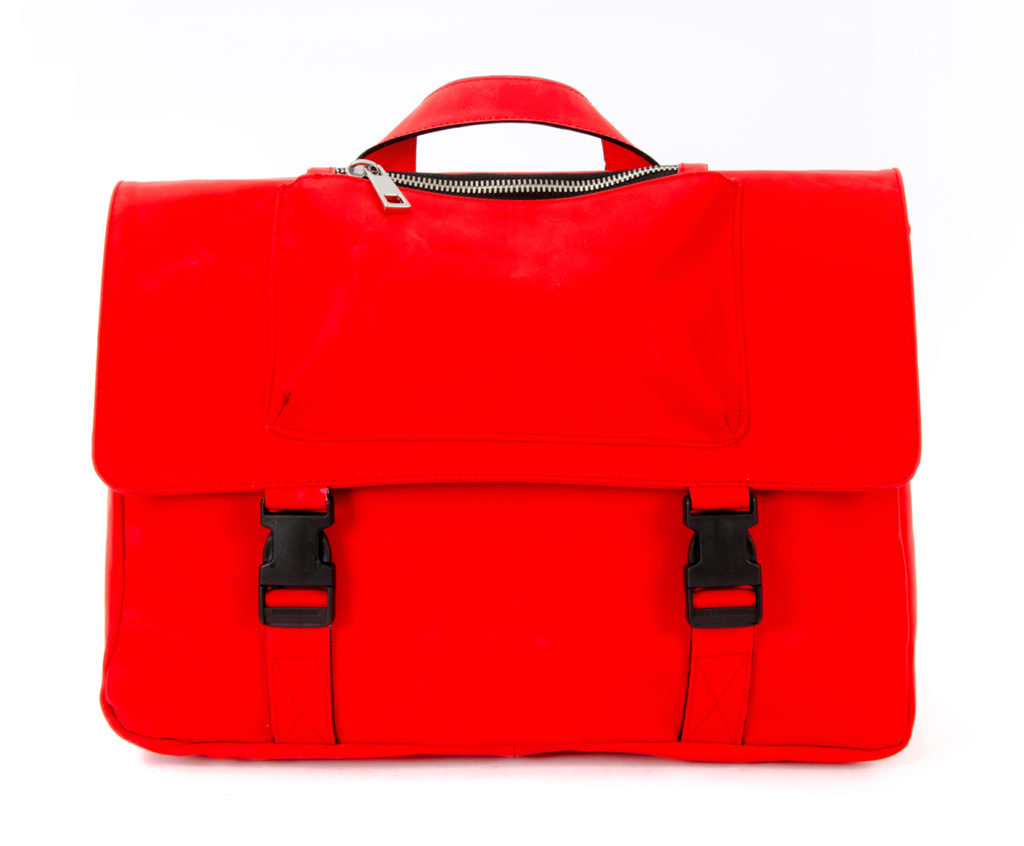 URBAN BACKPACK red