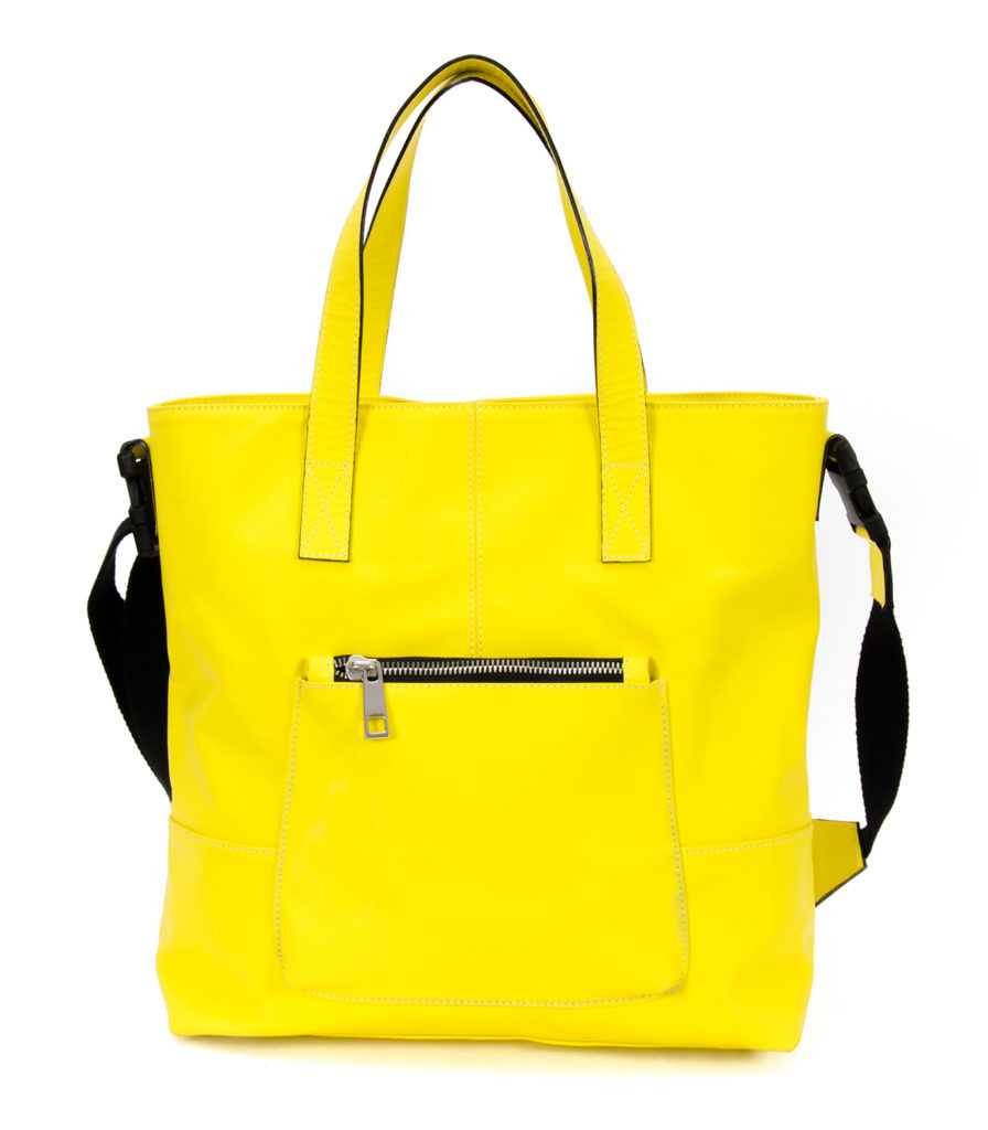 URBAN TOTE BAG yellow