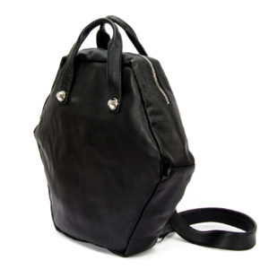 HEXAGON M BAG BLACK